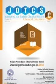 Turkiye Kimya Dernegi Dergisi, Kisim C: Kimya Egitimi